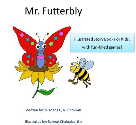 Mr Futterbly Wrapper