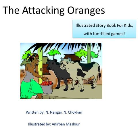 The Attacking Oranges